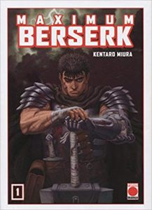 portada manga maximum berserk