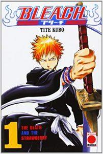 portada manga bleach