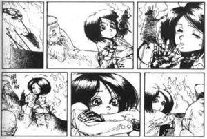 Manga Alita