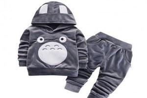 moda manga infantil